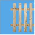 Comprar Vallas de madera a buen precio en todocercados.com