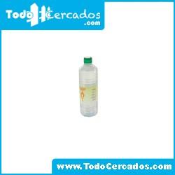 Botella de 1 litro de parafina