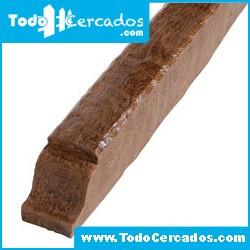 Canecillo de hormigón imitación a madera serie Guadalajara