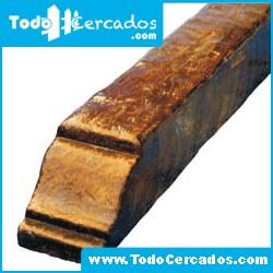 Canecillo de hormigón imitación a madera serie Toledo