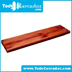Vierteaguas de hormigón imitación a madera serie Ambroz de 100 X 25 cm.