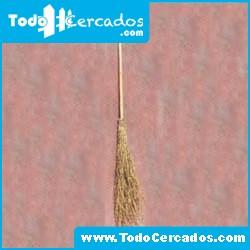 Escoba de Bambú