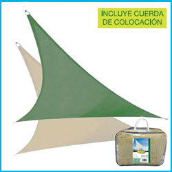 Toldo Vela Triangular 5m.