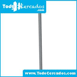 Poste para simple torsión 2.75 m.